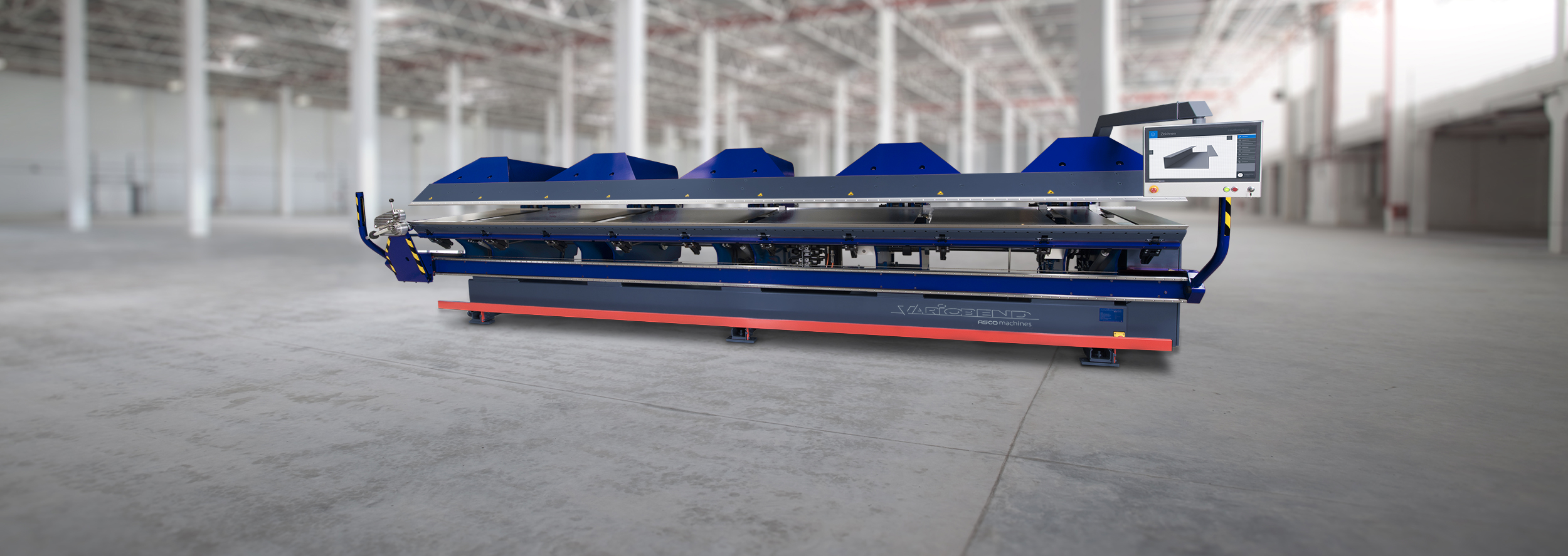Long Folding Machine
