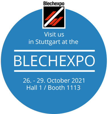 Variobend at the Blechexpo 2021